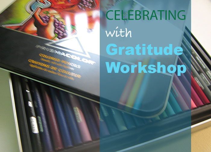 celebrating with gratitude workshop