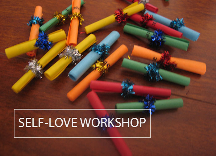 self love workshop